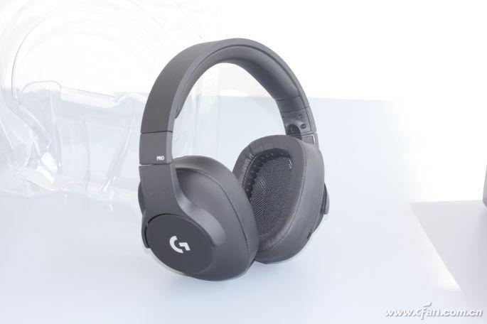 罗技GPRO游戏耳机怎么样 值不值得买
