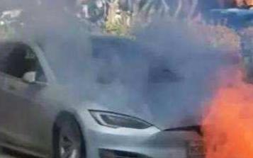 特拉斯自燃事件频发 还能否领军电动汽车