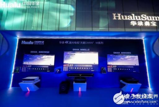 巨头华录助力 激光电视市场迎来转折点
