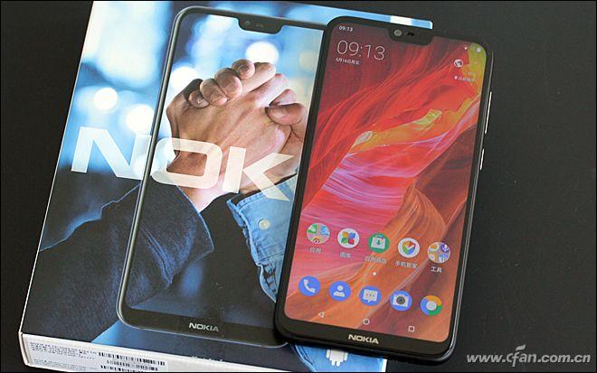诺基亚NokiaX6评测 体现了浓浓的诚意
