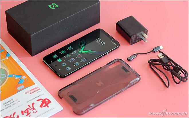 黑鲨游戏手机2怎么样 值不值得买