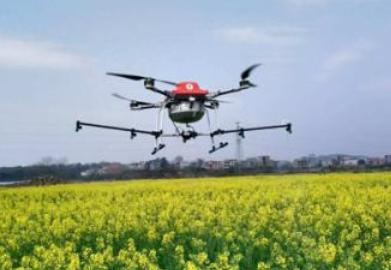 无人机带来农业革命 植保无人机市场前景十分广阔