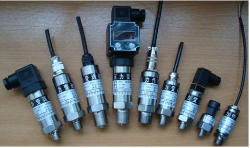 五种常见类型压力传感器的原理及应用