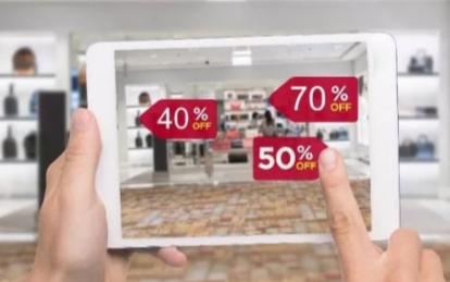 AR适用于商店 VR适用于电子商务