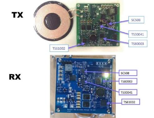 大联大诠鼎推出LinkCharge40的40W无线充电解决方案