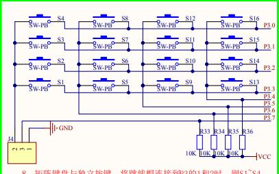 STC89C52单片机电路原理图免费下载