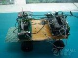 基于單片機控制的自主尋跡電動小車的設計