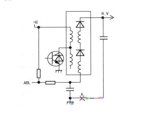 彩电电路板的地线,怎样查找电路板中的地线GND