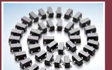电子元件贴片二三极管SMD管代码丝印查询手册资料免费下载