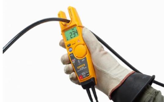 Fluke T6-1000非接触电压钳表荣获MCEE2019年度最佳新产品奖