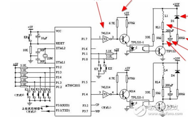 一個步進電機驅動電路的詳細資料分析