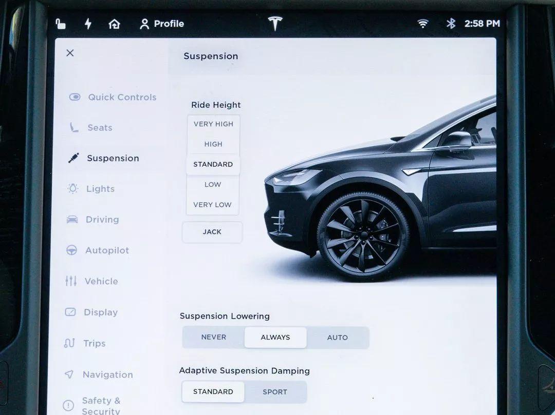 里程增强升级版Model S/X 你需要了解的5大升级