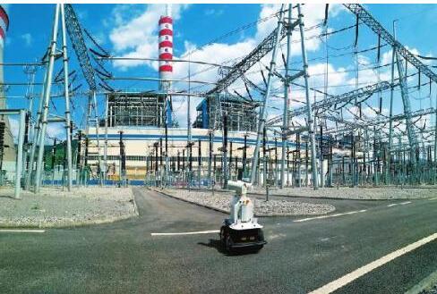 河南电网打造出了国内首座电网侧分布式储能电站