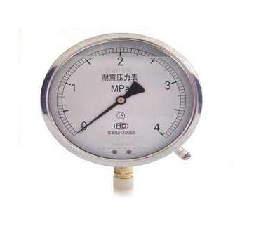 隔膜耐震压力表在运行中常见的故障及原因有哪些