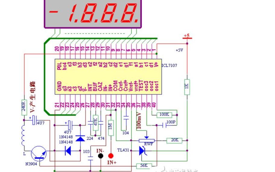自己DIY制作一个电流电压表的程序和一些文件免费下载