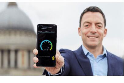 英国电信EE宣布将于5月30日在英国六个城市开通5G服务