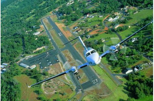 空中國王350型通航客機已順利完成了驗證飛行
