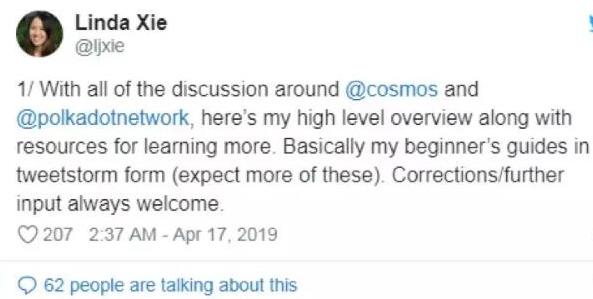 区块链中Polkadot网络和Cosmos网络之间的差异介绍