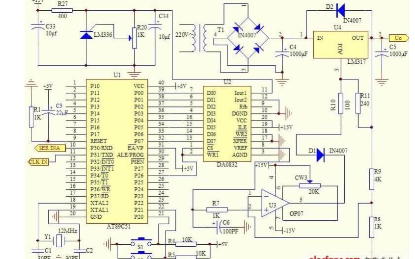 如何进行数控直流稳压电源的设计详细毕业设计论文资料免费下载