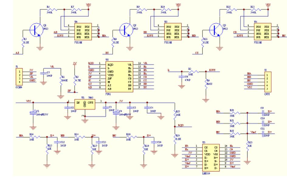 JY01无刷电机驱动IC的详细资料和典型应用免费下载