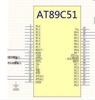 AT89C52单片机对八路电压表的设计