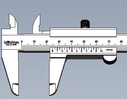 游標卡尺的應用范圍及使用注意事項說明