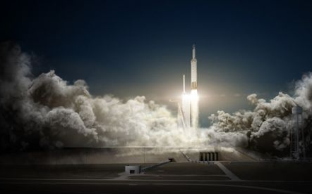 美軍憋大招 SpaceX要連發5顆GPS秘密衛星