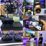 江西电信鹰潭电信江西联通携0glasses AR亮相5G+AR/VR应用