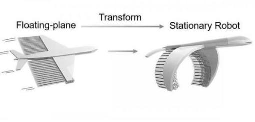 """微型""""飞鲸""""机器人能够在人体内进行靶向药物输送"""