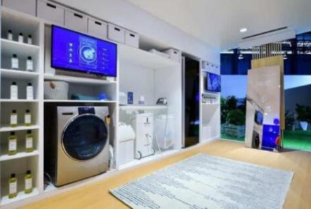 洗衣机市场TOP10型号中 海尔智慧洗衣机占了八款