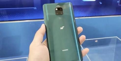 华为5G手机,英国上市开卖