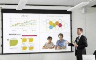 无线投屏设备用于公司会议效果如何