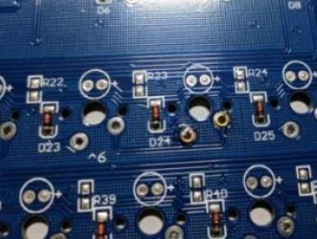 在PCB板造成PAD脱落的原因有哪些