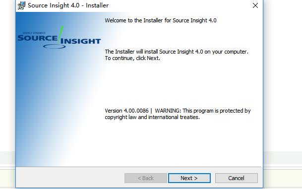 Source Insight 4.0版本应用程序免费下载