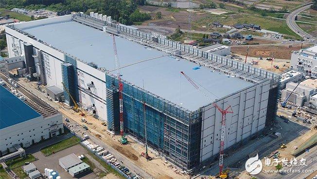 东芝与西部数据达成协议 将在日本岩手县北上市建造K1制造工厂