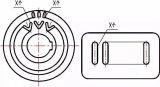 CAD制图中的那些简化画法