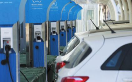 全球电动汽车销量突破50万辆 中国市场增速猛