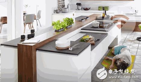 人类最值得拥有的黑科技厨房来了