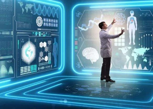 计算机视觉市场迅速崛起 在人工智能产业中占据着十...