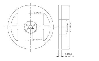 SMD1204 RGB共阳LED灯珠的数据手册免费下载