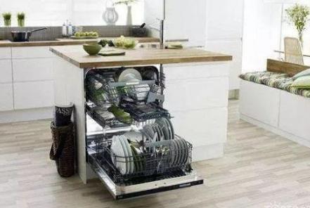 洗碗机从奢侈品逐渐变为走进大众消费刚需清单中的必备功能品