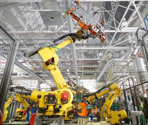 中国工业机器人产业增长 但大趋势尚未改变