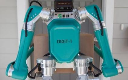 福特与Agility Robotics合作研发Digit自动送货机器人