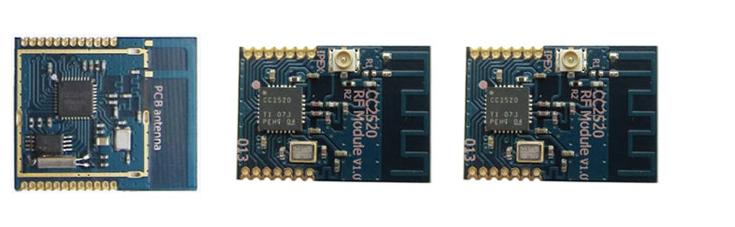 2.4G无线数传模块电路