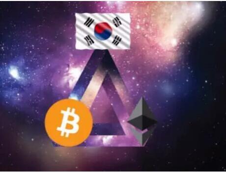 韩国计划将比特币和以太币合法化