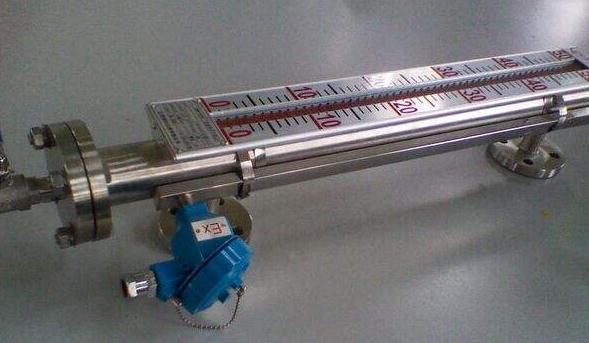 磁翻板液位計的適用范圍