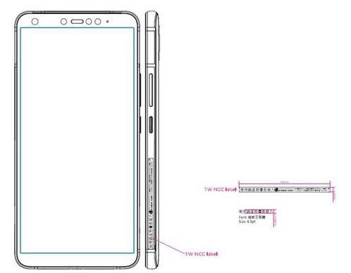 HTC新機曝光將搭載驍龍710處理器和6GB+128GB儲存組合