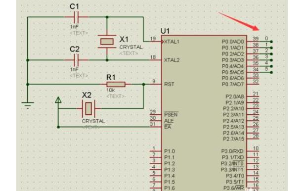 设计LED模拟交通灯的程序和一些资料说明