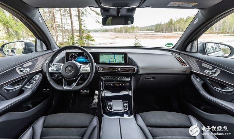 奔驰公司进入电动汽车市场的先锋