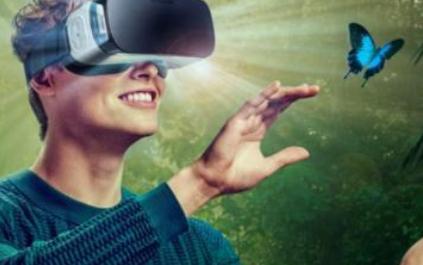 VR/AR强调科技的发展